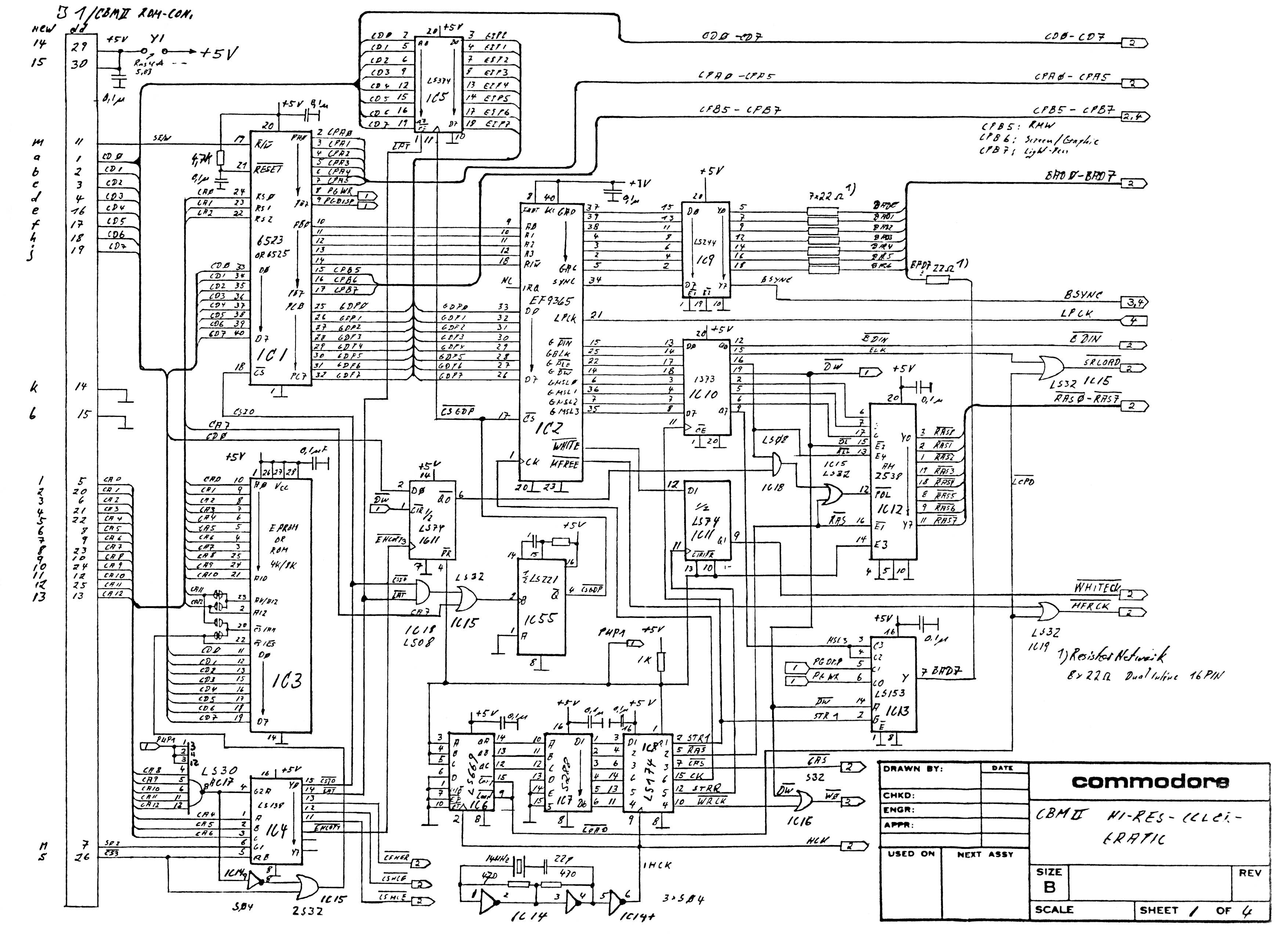 Pub Cbm Schematics Index Schematic Diagram Keyboard Of Unknown Ii Hi Res Graphic Something Cbm500 700keyboardadapter Pinout Useful To Adapting A B500 For The B700 Series