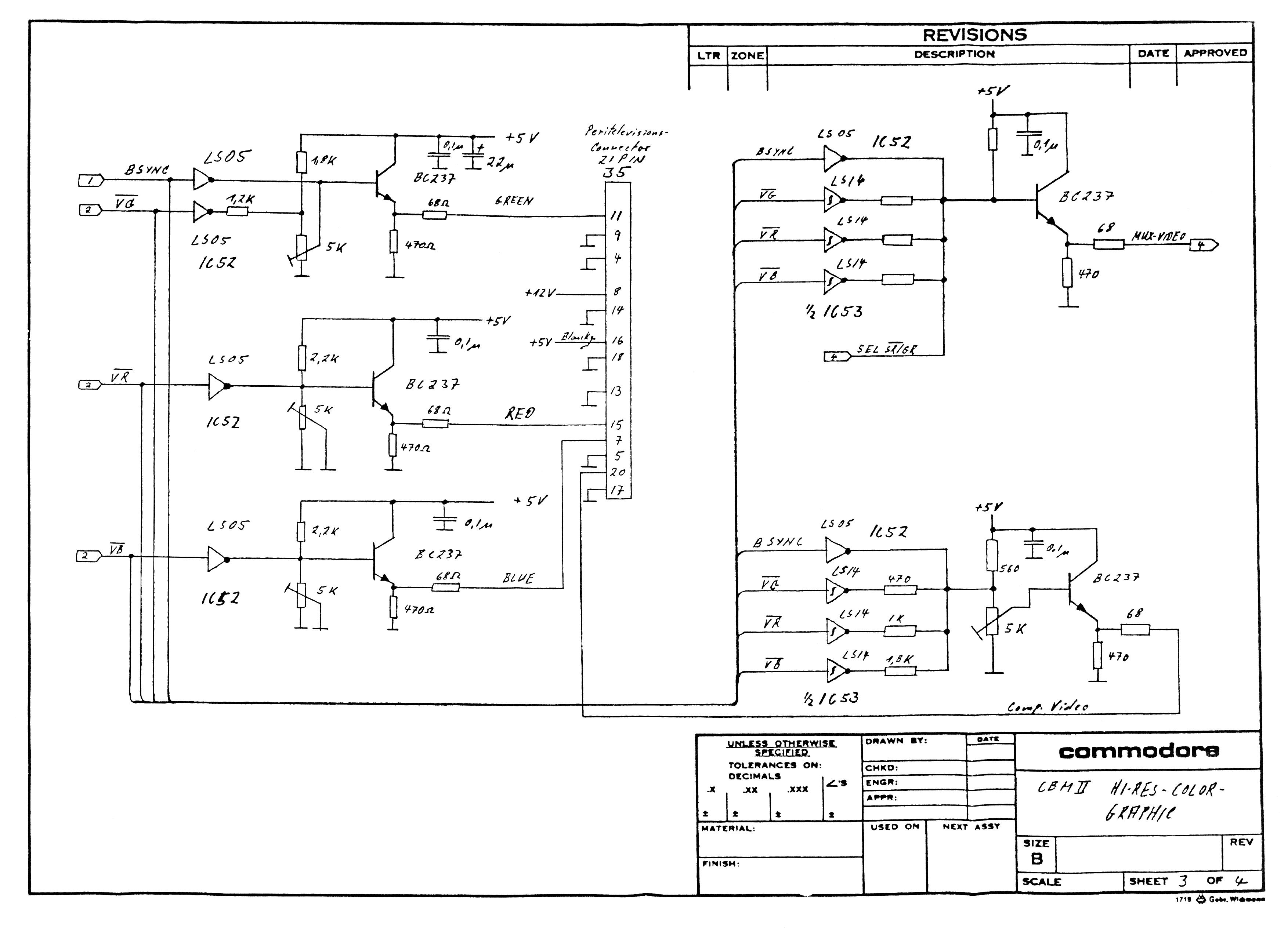 pub cbm schematics index rh zimmers net Mac Power Supply Schematic